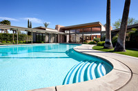 Sinatra House, Palm Springs, CA - Architect: E. Stewart Williams
