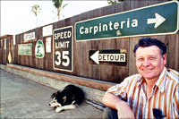 Ernie Wullbrandt:  Mayor of  Carpinteria, CA